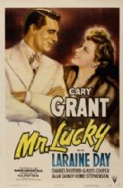 Mr. Lucky 1943 DVD - Cary Grant / Laraine Day